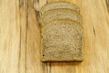 Frisches Toastbrot