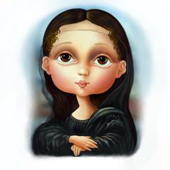 Revisiting of Mona Lisa