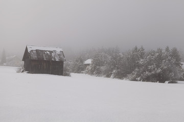 Winter Kärnten