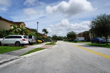 Häuser in Key West in Florida