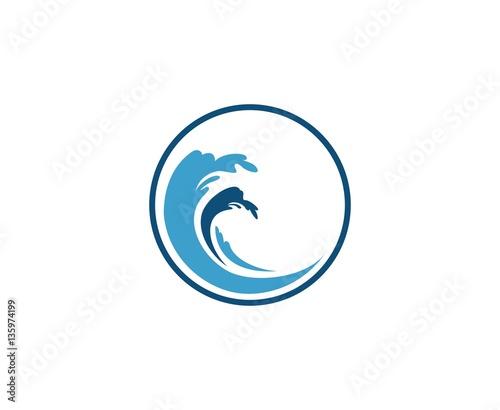 waves logo stock image and royalty free vector files on fotolia com rh eu fotolia com wave logos free wave logo images