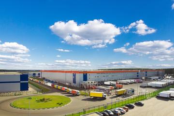 modern logistics center