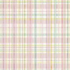 Plaid pattern design. Simple plaid pattern.