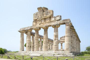 パエストゥム遺跡 ケレス神殿