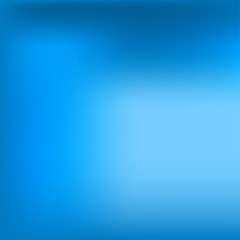 Bright colorful modern smooth juicy blue light gradient color abstract background wallpaper. Vector illustration blurred color, blur gradient, business graphic image soft ethereal backdrop template