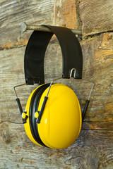 Lärmschutz mit Kapselgehörschützer - Tinnitus, Gehörschaden