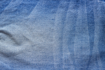 Denim jeans fabric texture background