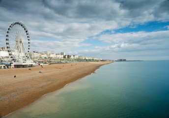 Brighton Beach, Engalnd