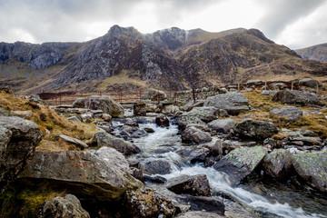 Cwm Idwal, Snowdonia, Wales