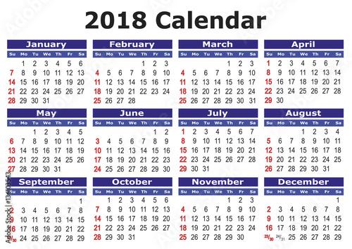 Year Calendar Horizontal : Calendar horizontal related keywords