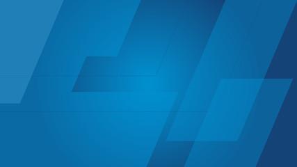 random blue angles