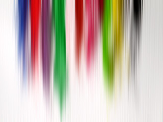 Abstract colorful blurry rays. Background for design works