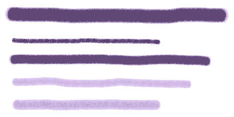 Vector Chalk Hatches for Brush Creation