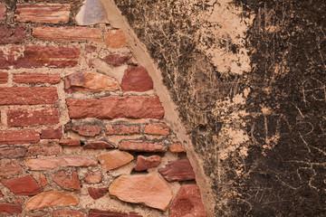 Wall Texture At Fatehpur Sikri