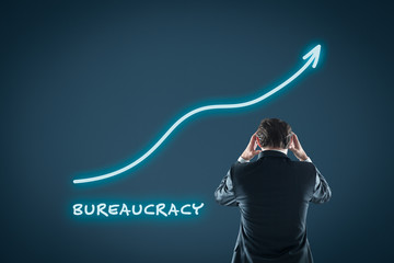 Bureaucracy growth