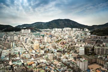 Busan Landscape, Korea