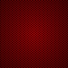 Red Carbon Fiber Seamless Patterns background