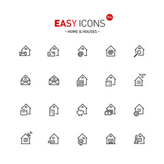 Easy icons 03a Home