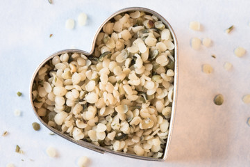 Heart Healthy Hemp Seeds