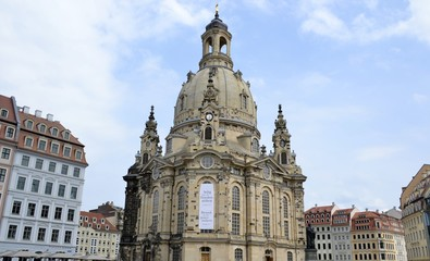 Architecture from Dresden in Germany