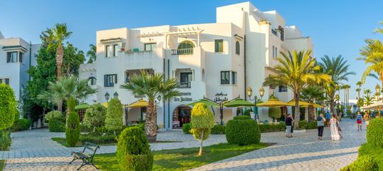 Keuken foto achterwand Tunesië The lovely hotel