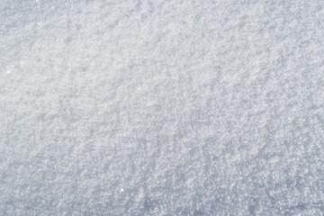 white fresh snow background texture