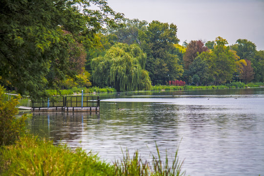 Waukesha, Fox River, Wisocnisn