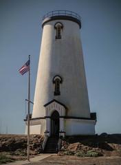 Pedros Blancas Lighthouse