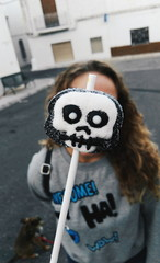 Skull candy.