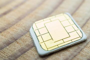 SIM Karte isoliert