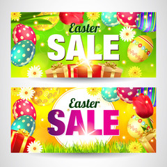 Easter Sale Card.