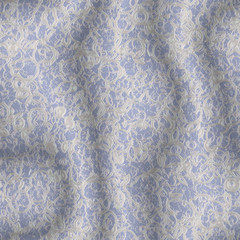 Continuous shining  brocade  pattern