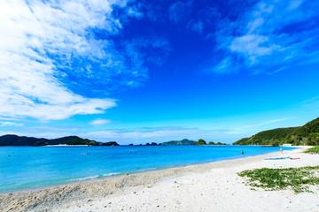 沖縄県 慶良間諸島 座間味島 阿真ビーチ