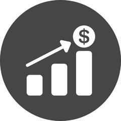 increased-revenue icon
