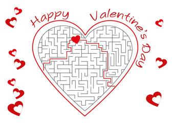 cuore labirinto