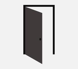 icon of a door