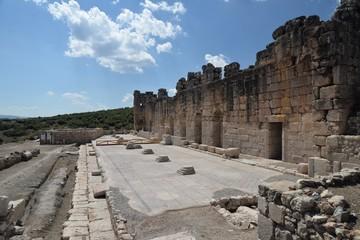Kibyra - ancient city in Asia Minor