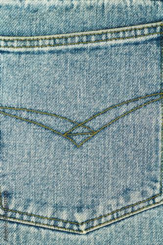 """Jeans Back Pocket Texture """"Back pocket of b..."""