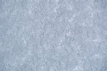 texture ice snow closeup
