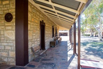 Alice Springs Telegraph Station Historical Reserve