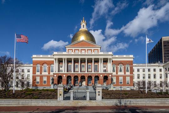 Massachusetts State House - Boston, Massachusetts, USA