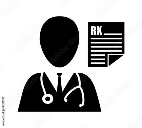 Doctor Icon Black And White | www.imgkid.com - The Image ...
