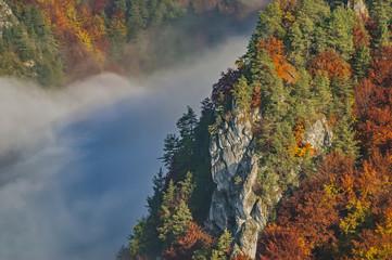 Sulovske rocks/Slovakia