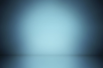 abstract blue studio background