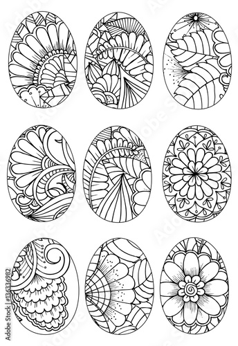 Art Therapy Coloring Book Set :