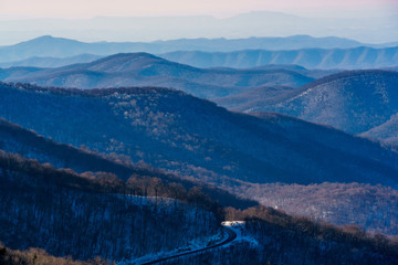 Winter on Roan Mountain