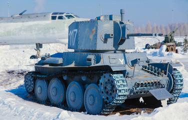 Tank 2 World German