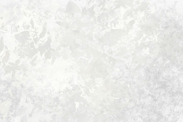 White abstract background / digital painting
