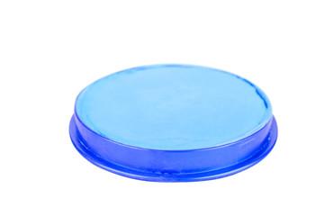 aqua makeup jars