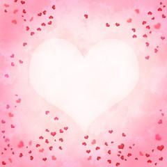 Valentinstag Hintergrund Liebe Herzen